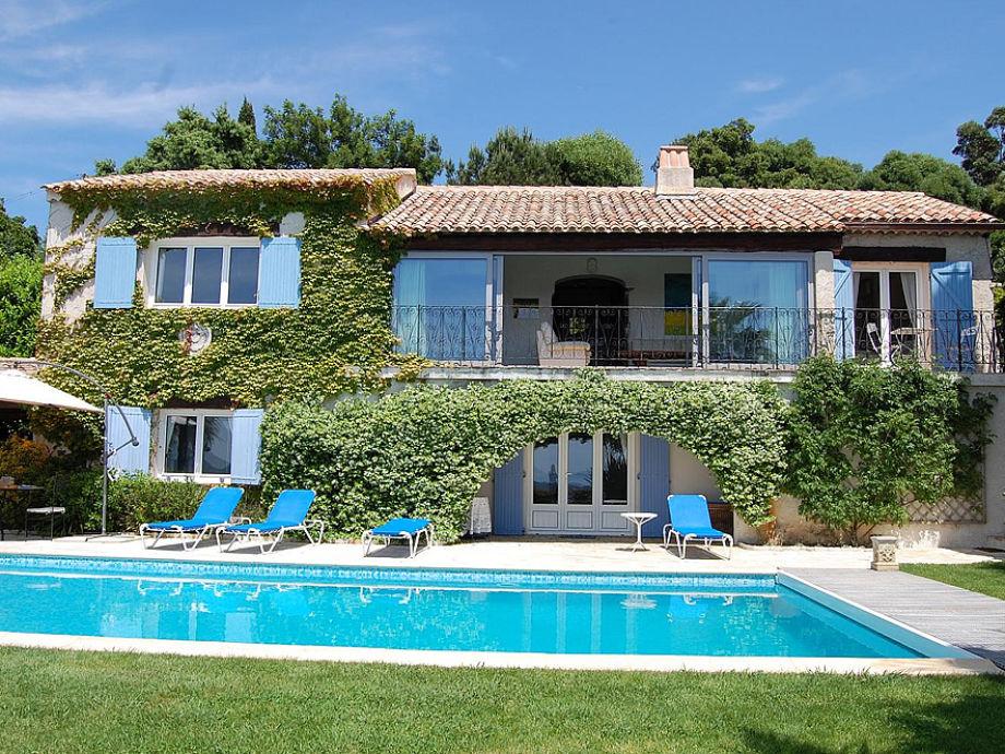 Außenaufnahme - Villa with CHARM in Croix Valmer - CÔTE - D