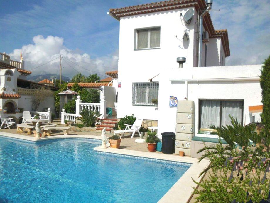 Traumhafte Villa Costa Dorada!