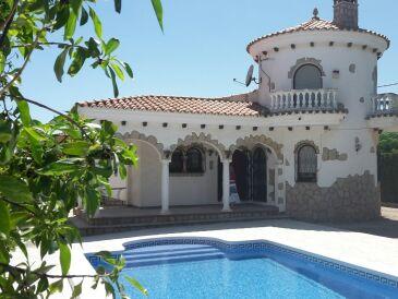 Villa Alegria mit Pool