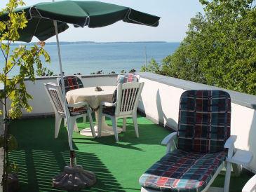Ferienhaus Urlaub mit Blick aufs Meer F 199