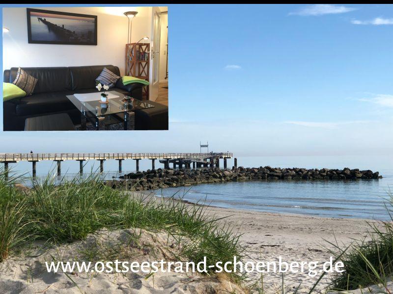 Ferienwohnung Ostseestrand