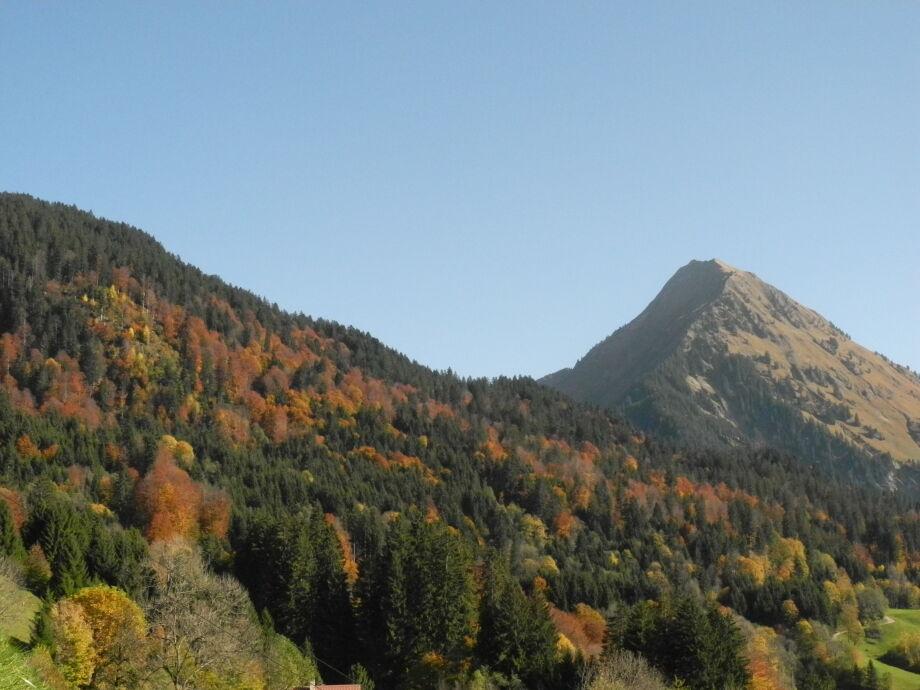 Herbst in Schoppernau