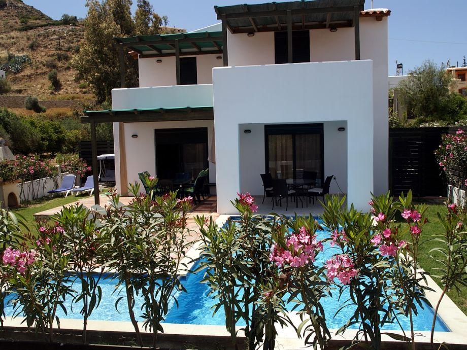 Villa Potamis auf Kreta