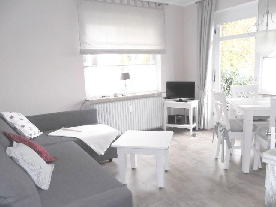 Wohnzimmer, modern ausgestattet