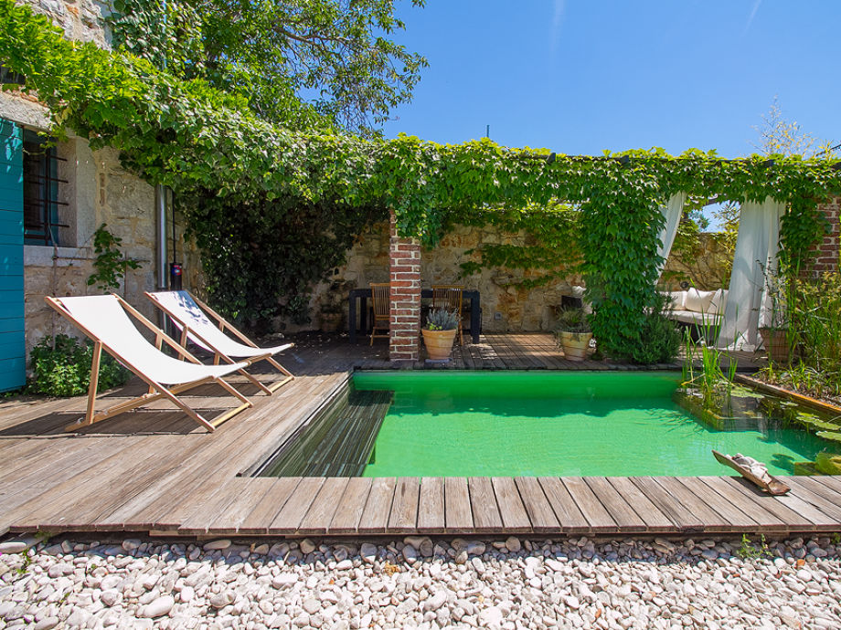 Außenaufnahme Villa Mosaici