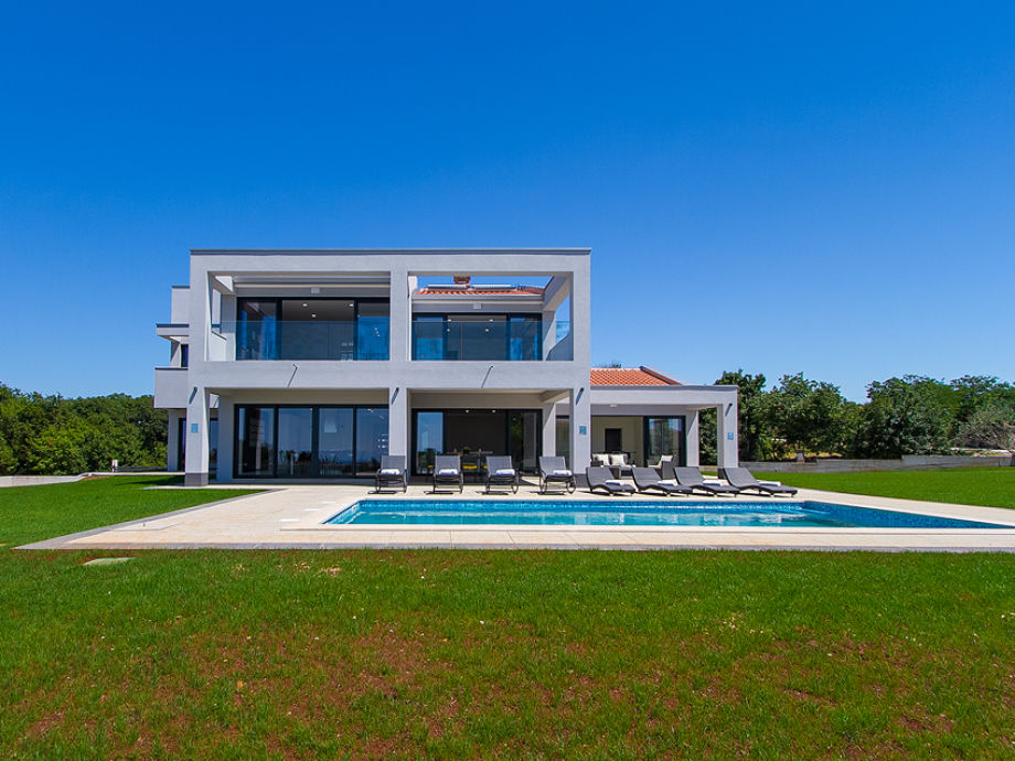 Außenaufnahme Villa Tia