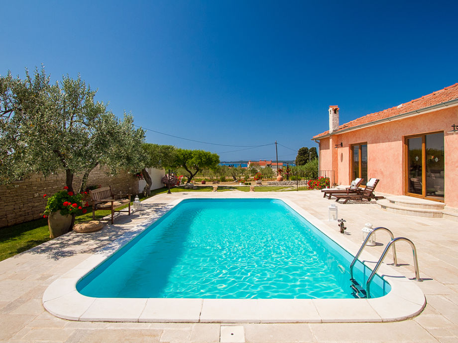 Außenaufnahme Villa Brioni