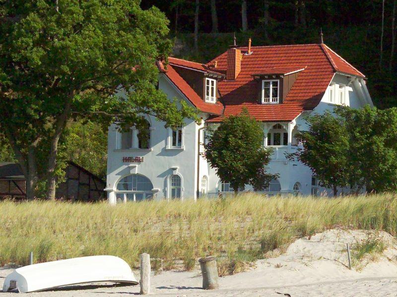 Ferienwohnung in der Villa Halali
