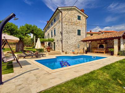 Villa Parentium 5km Porec