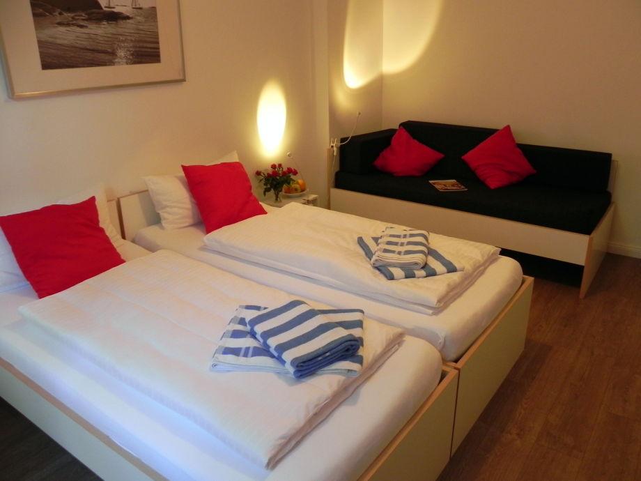"""2-zimmer apartment """"holsten"""", hamburg-stadt (altona-schanze, Hause deko"""