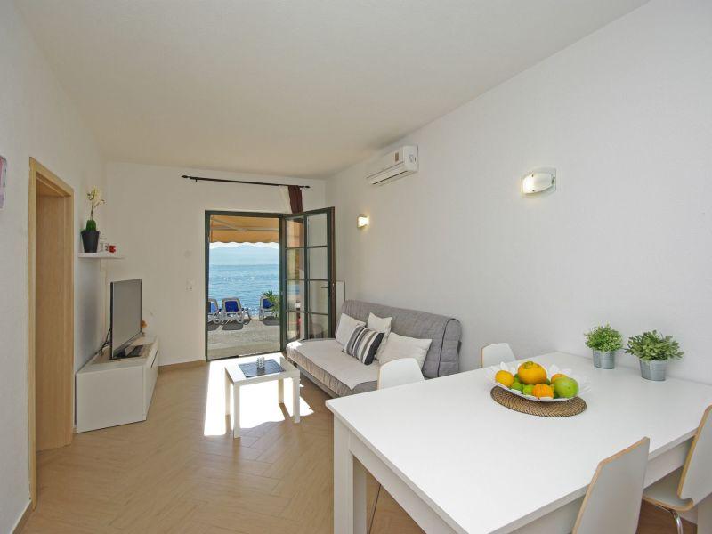 Apartment im Strandhaus Dalmatien