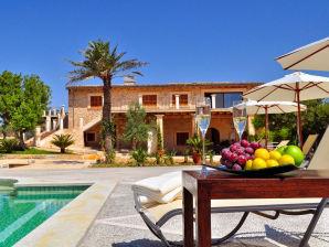 Ferienwohnung Bonany auf dem Luxuslandgut Sansaloni