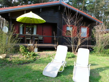 "Holiday house Heath cabin ""Heidelbeere"""