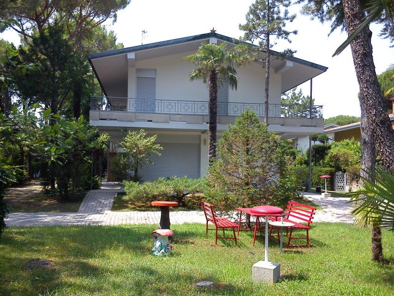 Ferienwohnung in der Villa Samoa