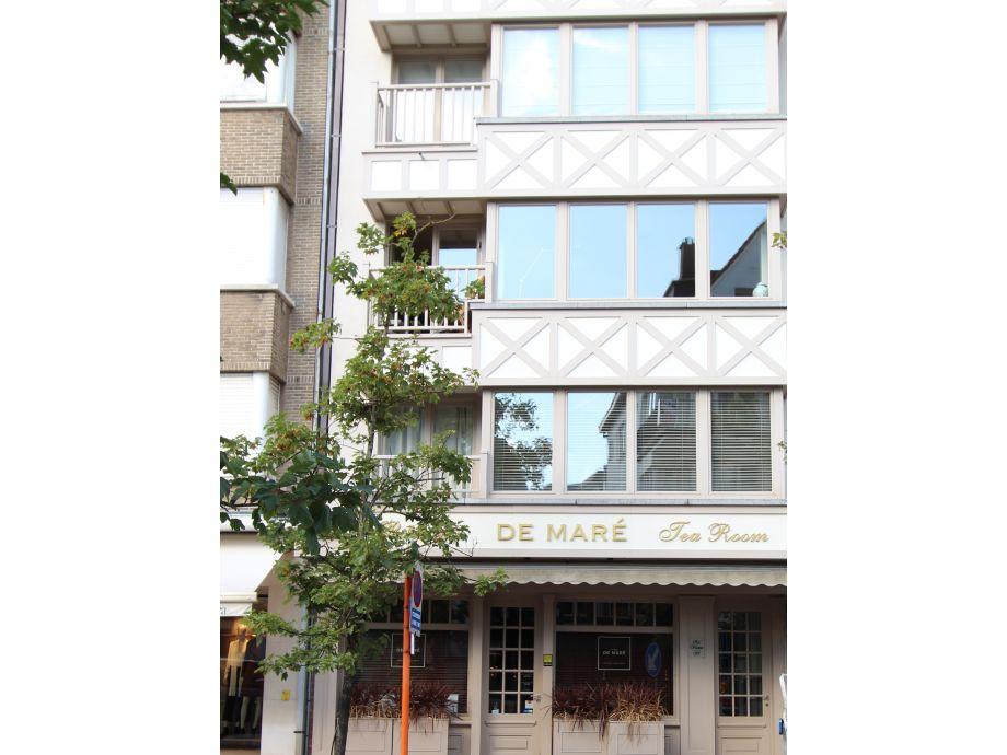 Außenansicht Apartment Wenen