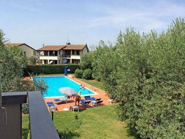Ferienwohnung Simone - Apartment mit Pool und Terrasse