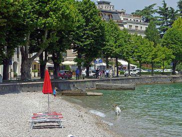 Ferienwohnung Bella Riva - Apartment direkt am Seeufer
