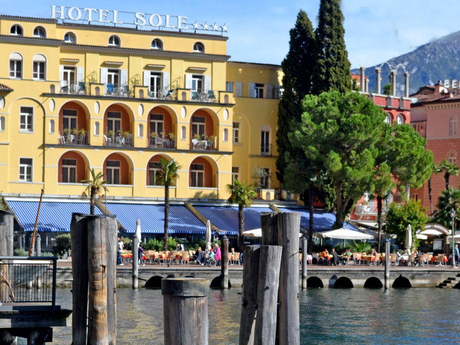 Uferpromenade von Riva del Garda