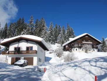 Ferienwohnung in der Pension Tirol