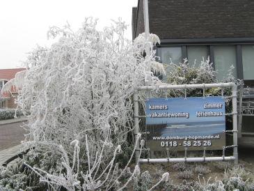 Holiday house domburg-hopmande