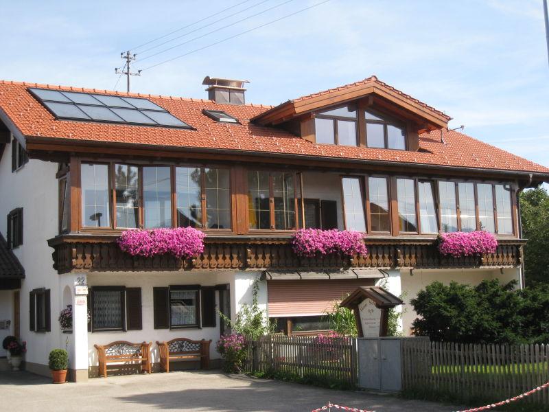 Ferienwohnung Säulingblick im Haus Schmölz