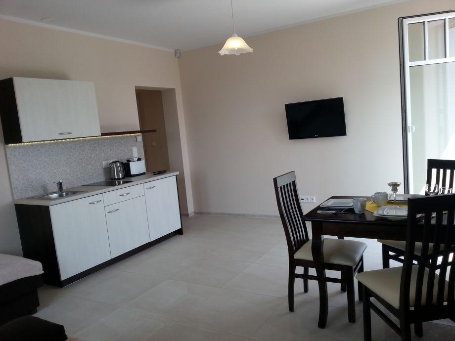 1 zimmer apartment auf dem akazienhof polnische ostsee. Black Bedroom Furniture Sets. Home Design Ideas
