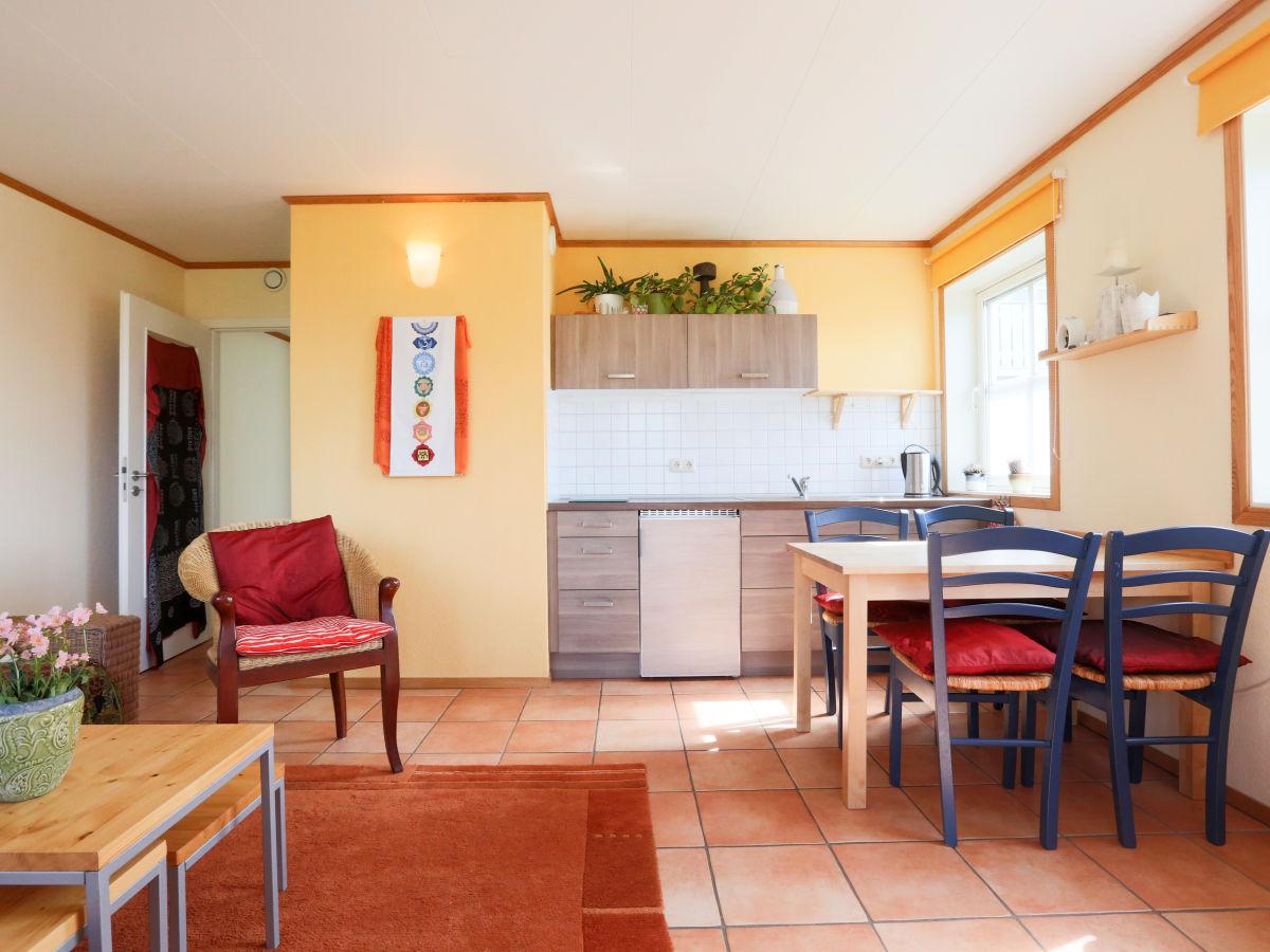 Küchenzeile Terrasse ~ ferienwohnung 4 im strandhaus wiek mit terrasse zum wasser