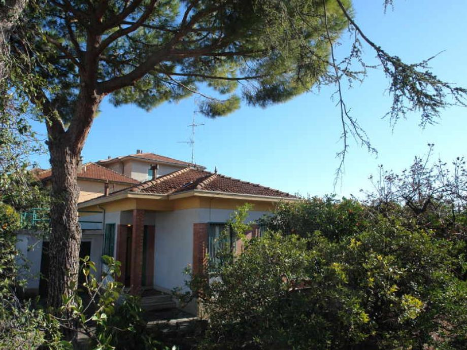 Außenaufnahme Casa Il Ponte