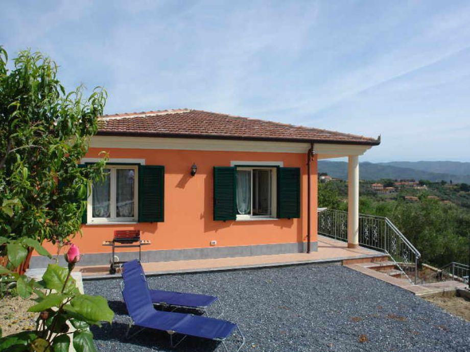 Außenaufnahme Villa Cassaneto