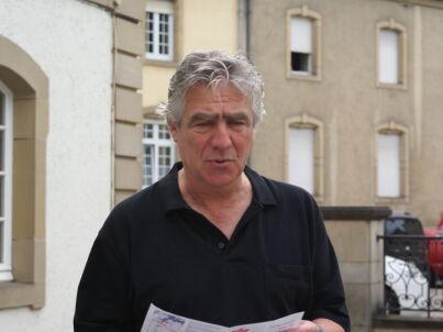 Ihr Gastgeber Erich Hermes