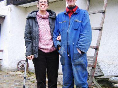 Ihr Gastgeber Mirek und Dieuwke Brejwo