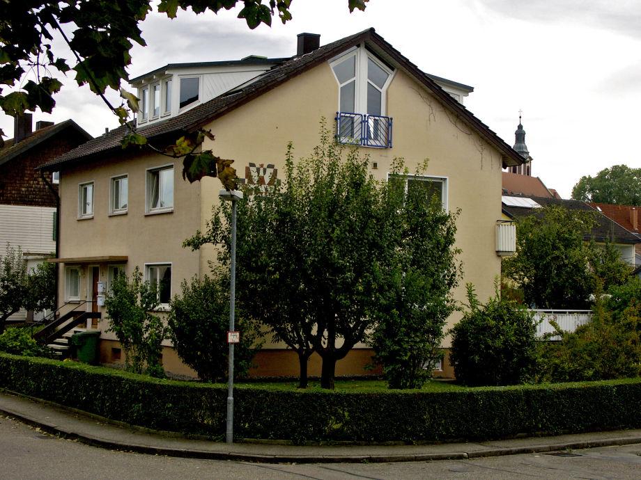 Ferientraum Ettenheim Außenansicht