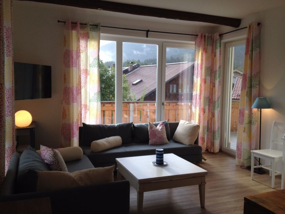 Stylisches und gemütliches Wohnzimmer