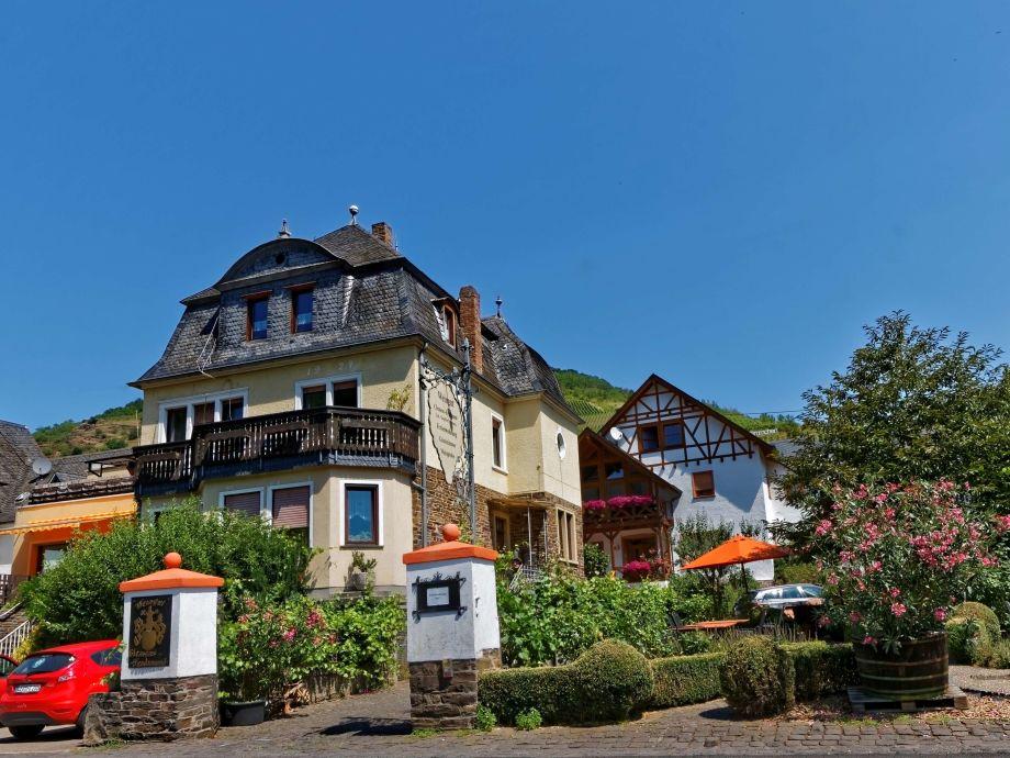 Das Weingut Clemens-Ferdinand in Ediger-Eller