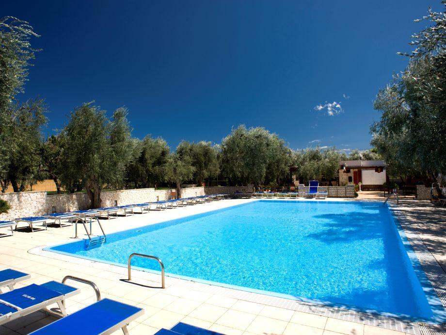 Schwimmbad - Ulivo - Feriendorf San Matteo