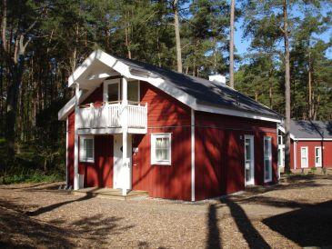 Ferienhaus Strandhaus Deichkrone