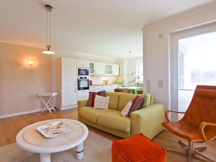 Relax-Sessel im Wohnzimmer