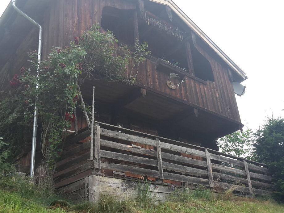 Außenaufnahme Leitenhütte