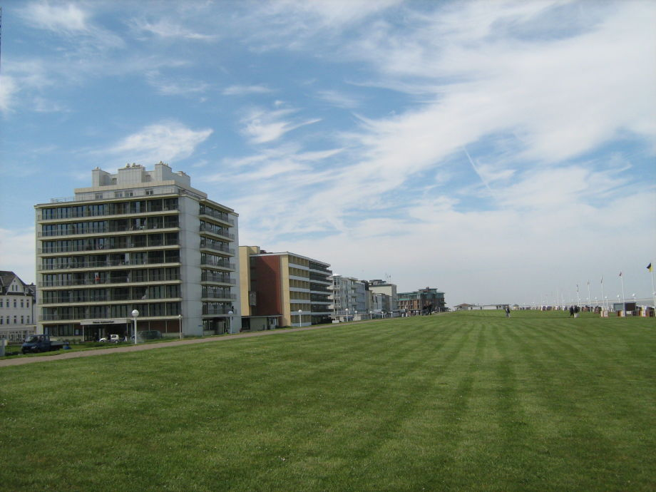 Alte Kaiserhof-Ansicht