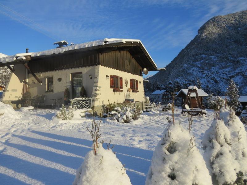 Ferienhaus Ötztallodge