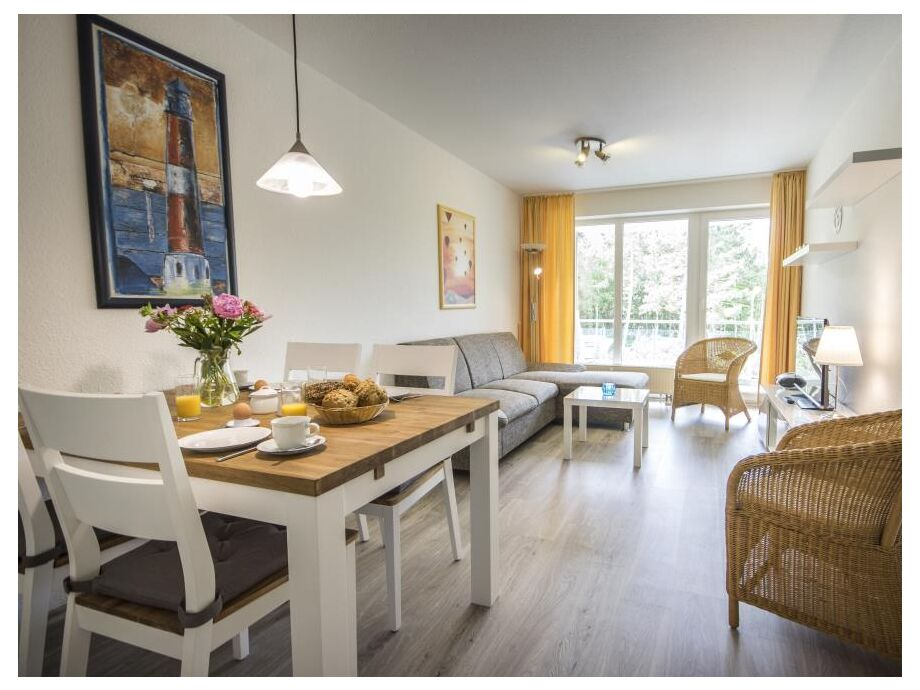 Cuxhaven-Sahlenburg Ferienwohnungen für 6 Personen