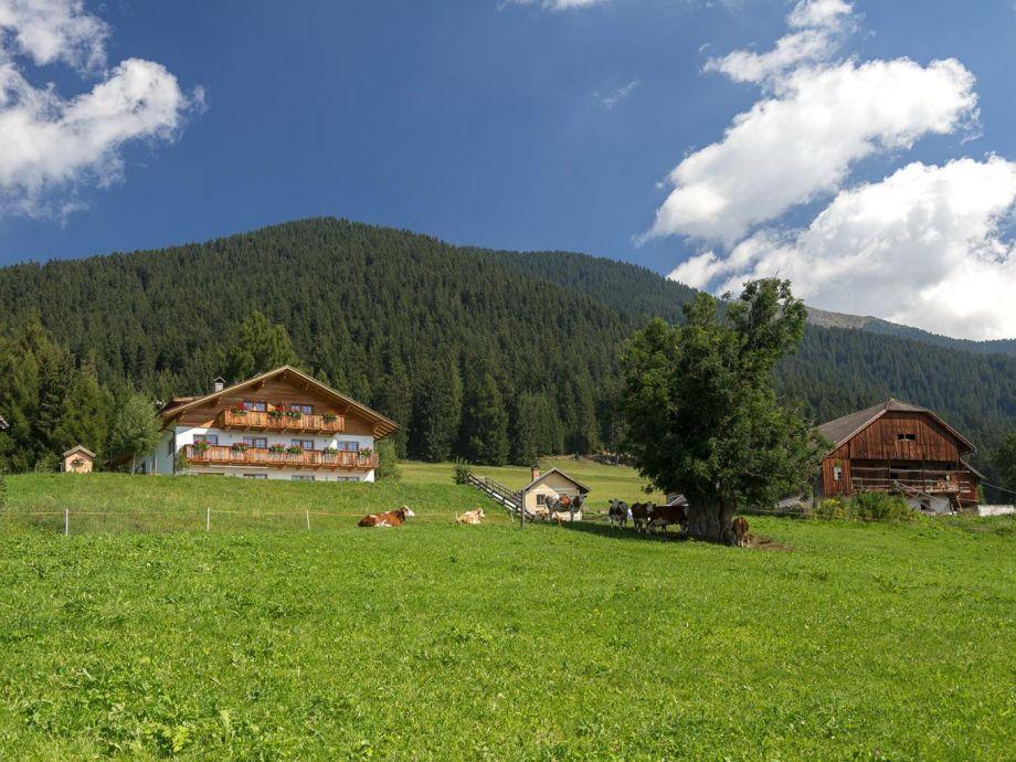 Mahrhof in Taisten Südtirol