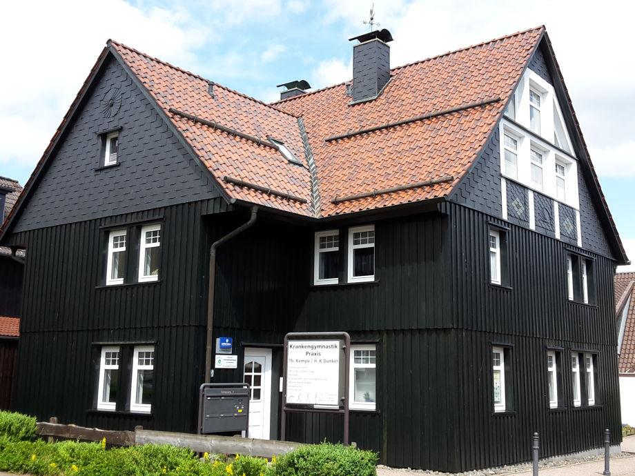 Unser Haus im Kurhausweg