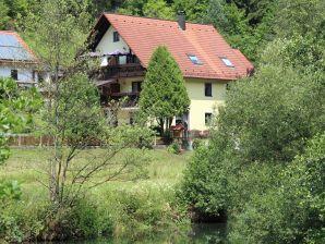 Ferienwohnung 2 im Haus Wiesenttal
