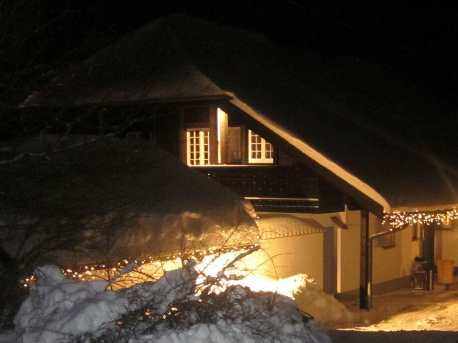 Landhausvilla Strittberg 7 - Winterbild