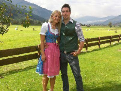 Ihr Gastgeber Josef und Margit Weissbacher