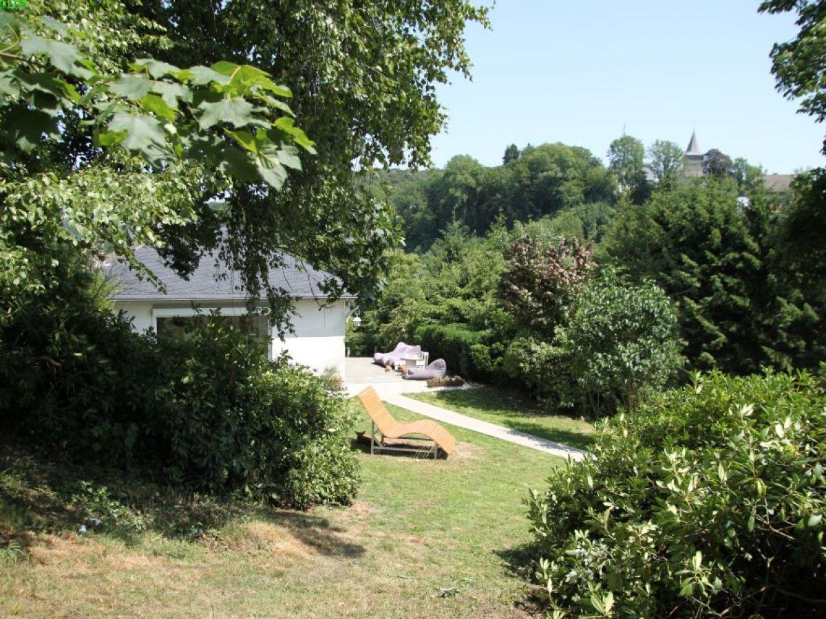 rckansicht mit terrasse - Villa Sauerland