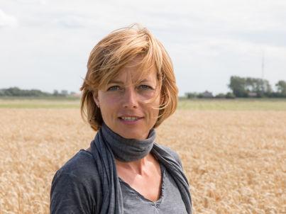 Ihr Gastgeber Margreet Van de Stolpe