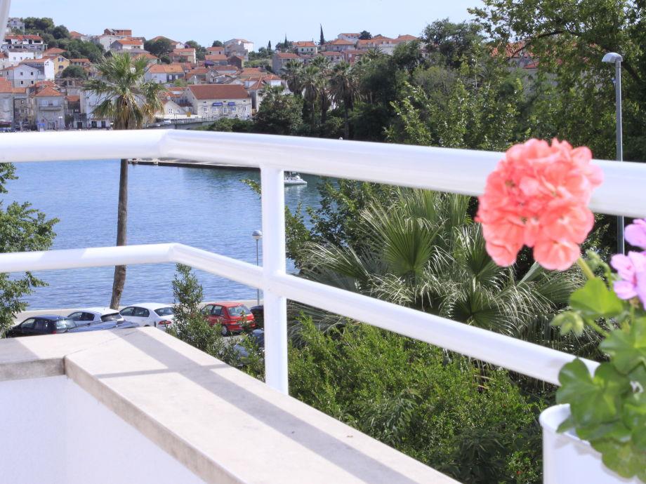 Seeaussicht vom Balkon