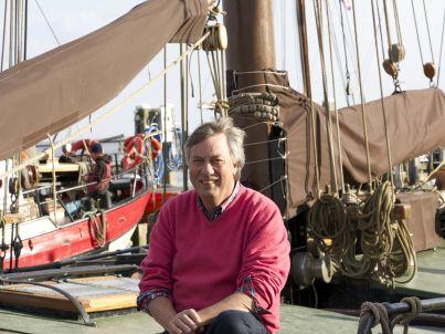 Ihr Gastgeber Erik Oudemans